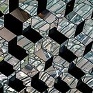 Basalt Larva flows into the Harpa by MarcW