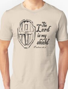 THE LORD IS MY SHIELD Unisex T-Shirt