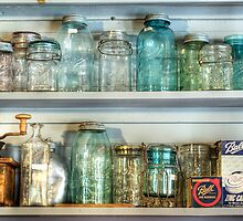 Bottles (Jars) by rjcolby