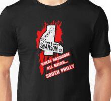 ECW Swanson st & Ritner st Unisex T-Shirt