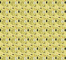 Pampar Parlor, yellow by Creativeallure