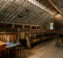 Stolte Apple Packing Shed by rjcolby
