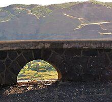 Through The Wall...Multnomah County, Vista House by trueblvr