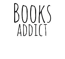books addict #2 Photographic Print