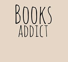 books addict #2 Womens Fitted T-Shirt