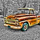1958 Shortbed Chevy Truck by brotbackgeraet