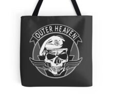 Outer Heaven - 2015 Edition (MGSV) Tote Bag