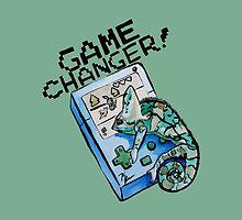 Game Changer Chameleon by LittleCatStudio