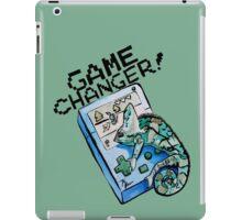 Game Changer Chameleon iPad Case/Skin