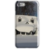 Face of the Storm iPhone Case/Skin