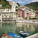 Vernazza by Cvail73