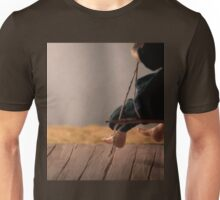 Dry Summers - dollhouse scale porch scene Unisex T-Shirt