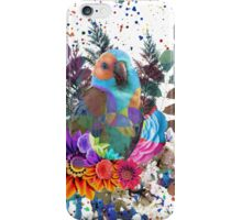 Nature Beauty Colour Splash iPhone Case/Skin