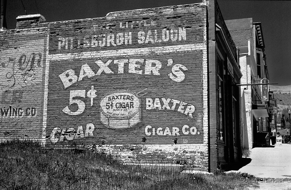 The Little Pittsburg Saloon by Susan Chandler