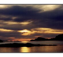 """Midnight"" Norway by Maj-Britt Simble"