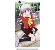 Charlotte Anime iPhone Case/Skin