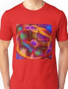 Geometry and Color Unisex T-Shirt