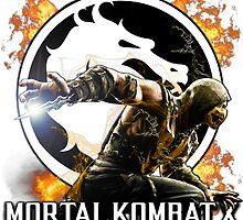 Mortal Kombat X by aralenora