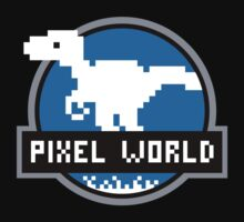Pixel World by The World Of Pootermobile