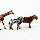 Nostalgic Toys Series - Animals by KirstyStewart