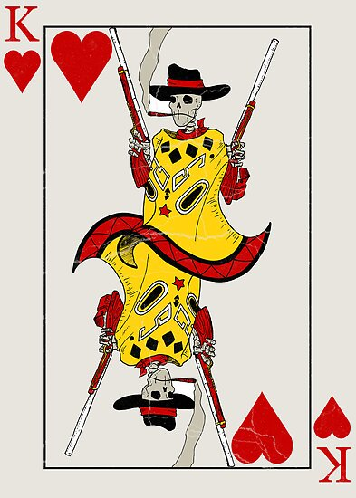 King of Hearts by MushfaceComics