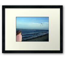 Altona Beach ~ Victoria Framed Print