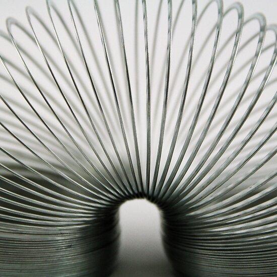 Nostalgic Toys Series - Slinky by KirstyStewart