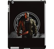 Mortal Kombat X-Jason iPad Case/Skin