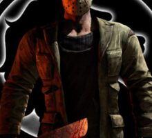 Mortal Kombat X-Jason Sticker