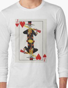 Jack of Hearts Long Sleeve T-Shirt