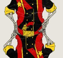 King of Spades Sticker