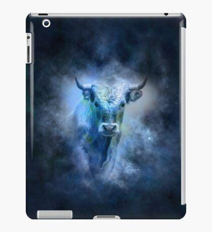 Zodiac sign Bull iPad Case/Skin