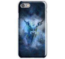 Zodiac signs - Bull iPhone Case/Skin