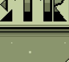 TETRIS  Game Boy Video Games Retro Sticker