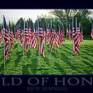Field Of Honor by Rich Summers