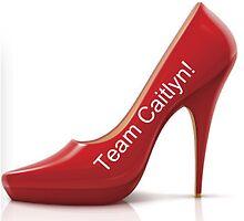 Team Caitlyn!  by RaquelMorales