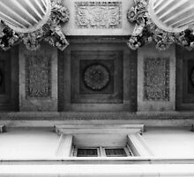 Marble House Entry by RodriguezArts