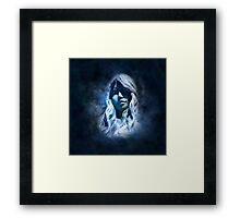 Zodiac signs - Virgin Framed Print