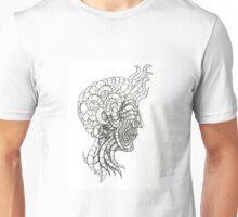Wired Head Unisex T-Shirt