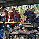 Blacksmith - Ironfest 2010 by Julie Sherlock