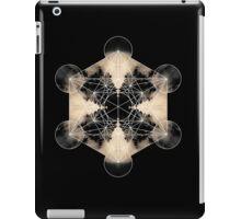 Metatron's Cube J iPad Case/Skin
