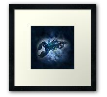 Zodiac signs - Scorpio Framed Print