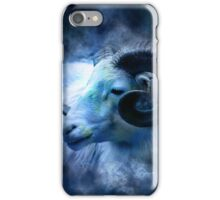 Zodiac signs - aries iPhone Case/Skin