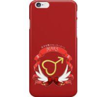Sailor Signs - Mars iPhone Case/Skin