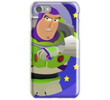 Toy Story Buzz Lightyear Space Ranger iPhone Case/Skin