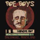 Poe Boy's Sandwich Shop by odysseyroc