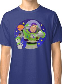 Toy Story Buzz Lightyear Space Ranger Classic T-Shirt