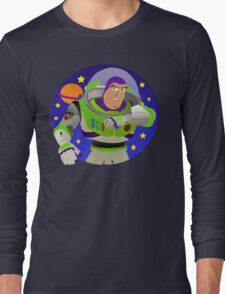 Toy Story Buzz Lightyear Space Ranger Long Sleeve T-Shirt