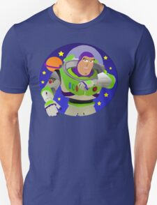 Toy Story Buzz Lightyear Space Ranger T-Shirt