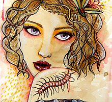 Cecilia and the Centipede by stephanie allison